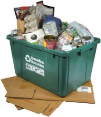 city of omaha recycling program