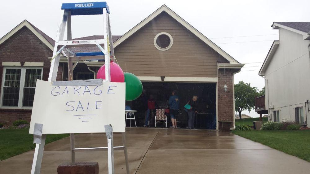 Omaha Garage Sales May 2015