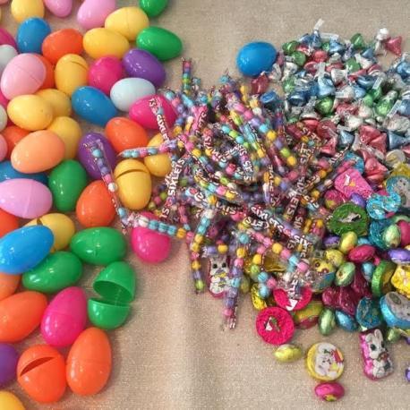ECC Easter Egg Prep