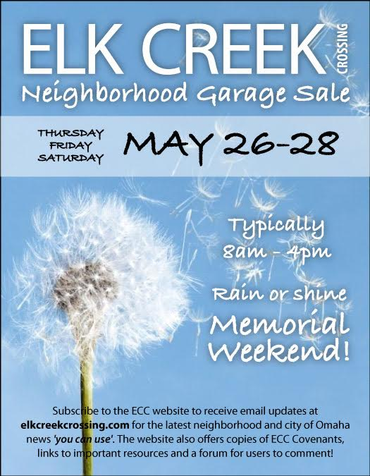 A Image Elk Creek Crossing Omaha Neb Garage Sales 2016