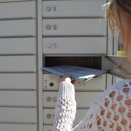 Image-cluster-mailbox