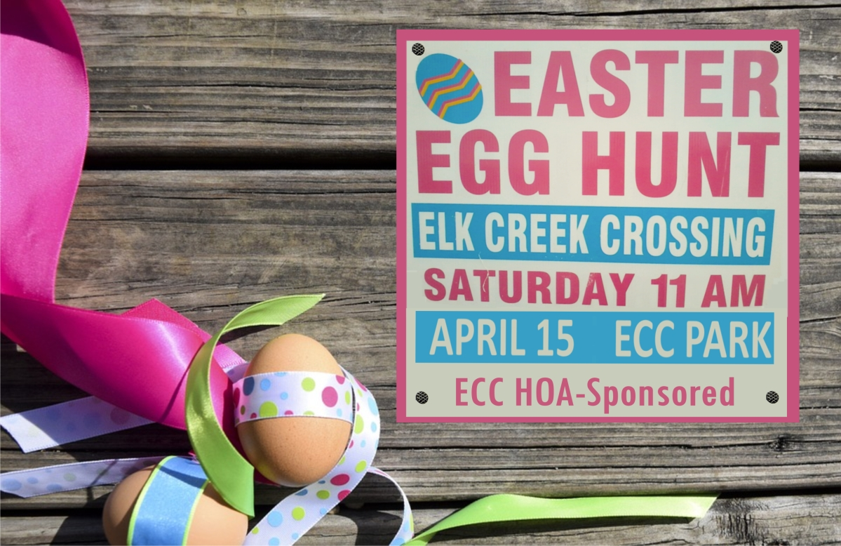 Easter Egg Hunt Near