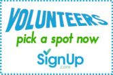 volunteer sign up button exclusive use stern pr omaha