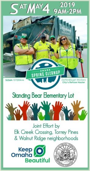 A Omaha Spring Clean Up 2019 Copyright Stern PR Neb