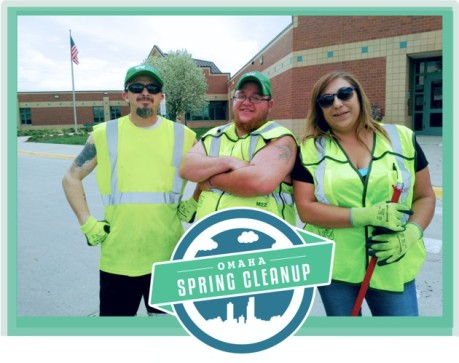 A Omaha Spring Clean Up 2019 - Stern PR Marketing Neb