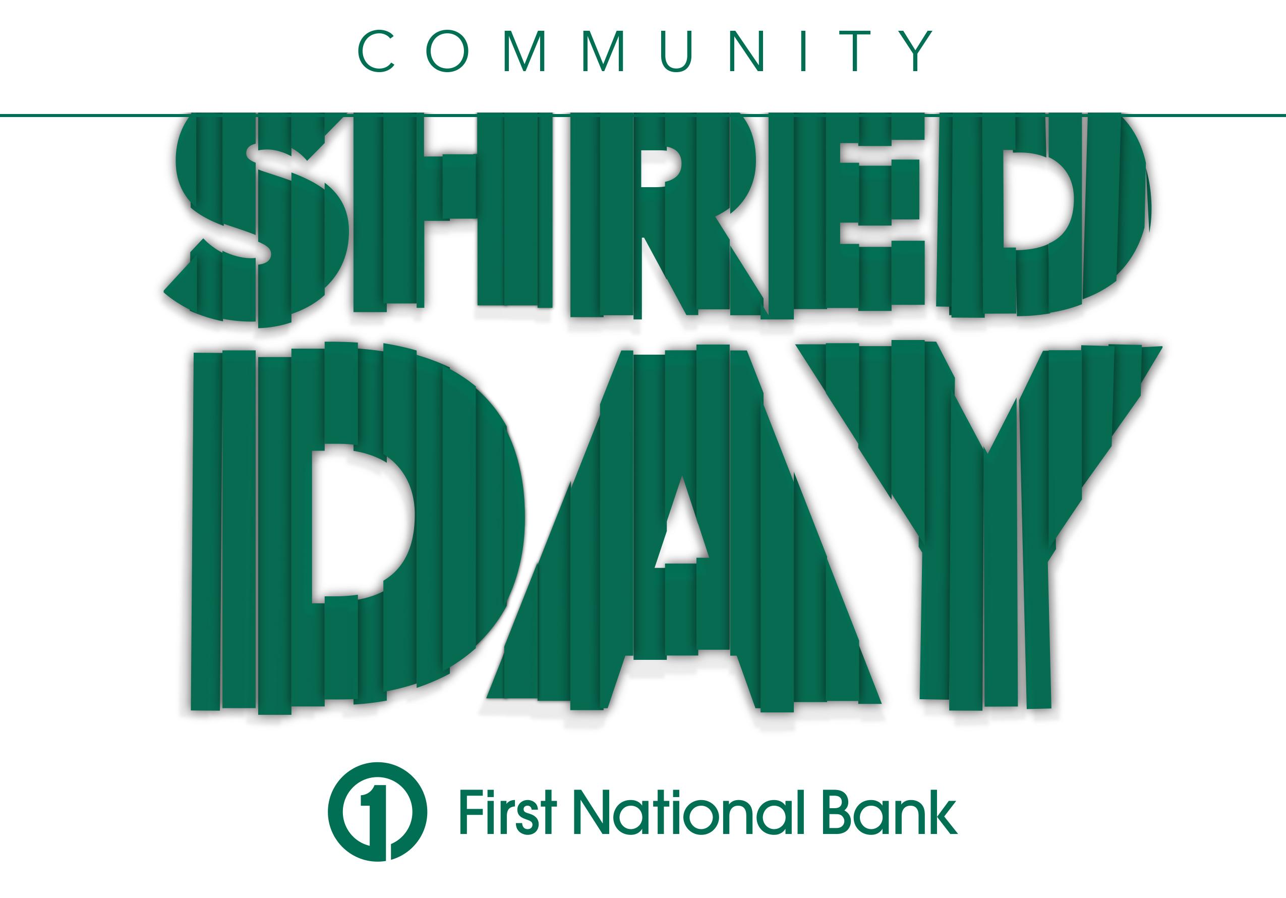 FREE Community Shred Day – Northwest Omaha
